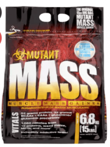 Proteinpulver bäst i test - MUTANT MASS GAINER PROTEINPULVER	3. SWEDISH SUPPLEMENTS WHEY PROTEIN