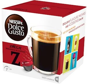 Dolce Gusto Zoegas Mollbergs