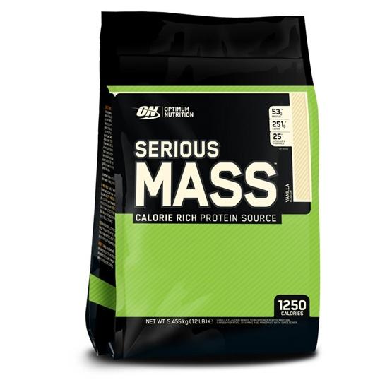 Optimum Nutrition Serious Mass Vanilla 5,45kg