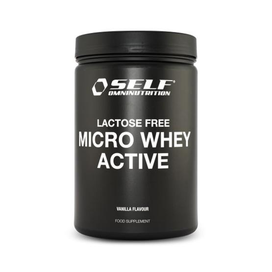Self Omninutrition Lactose Free MWA Vanilla Flavour 1 kg