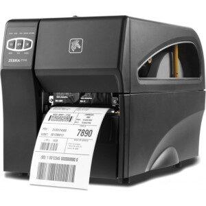 Bästa etikettskrivaren - Zebra DT Printer ZT220
