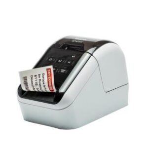 Brother QL-810W USB, Etikettskrivare