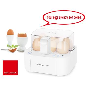"""Emerio: Äggkokare """"Talande äggkokaren"""""""