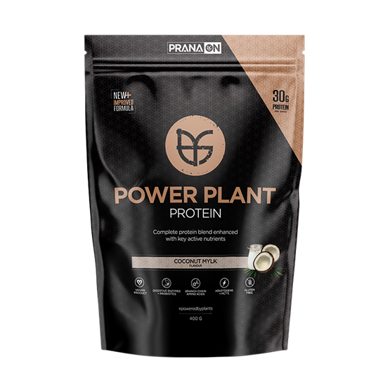 PranaOn Power Plant Protein Coconut Mylk 400 g
