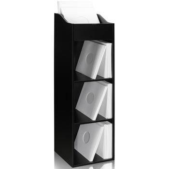 Skivmöbel / Zomo VS-Box 100/4 Svart