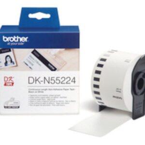 Brother DK-papper för etikettskrivare 54 mm