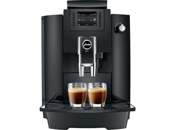 JURA 15717 WE6 Espressomaskin - Svart