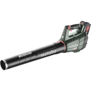 Metabo LB 18 LTX BL Batteri Lövblås 18 V inkl. 2 batteri, inklusive laddningsstation