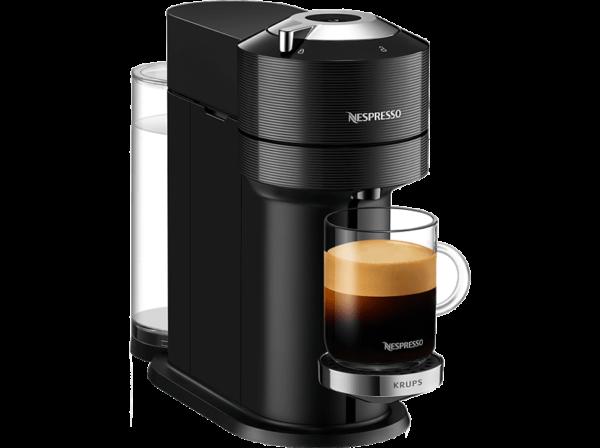 NESPRESSO KRUPS ® Vertuo Next Premium Kapselmaskin - Svart