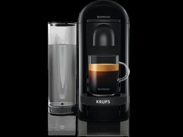 NESPRESSO KRUPS XN903810WP Vertuo Plus Kapselmaskin - Svart