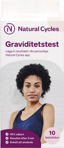 Natural Cycles graviditetstest 10 st