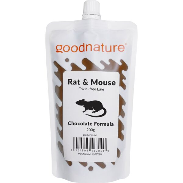 Lockmedel Goodnature till rått- och musfälla A24