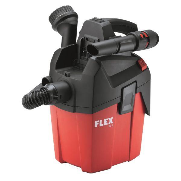 Flex VC6-LMC 18.0 Dammsugare utan batteri och laddare