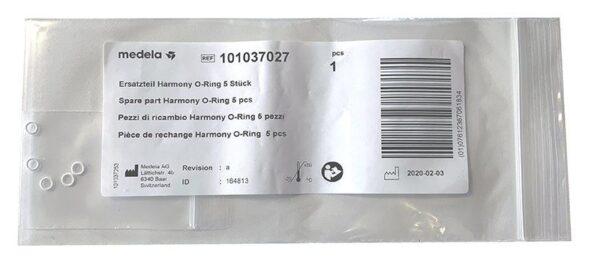Medela Harmony O-ring, 5-p