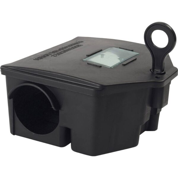 Gardigo Bait box Råttfälla Funktion Lockmedel 1 st
