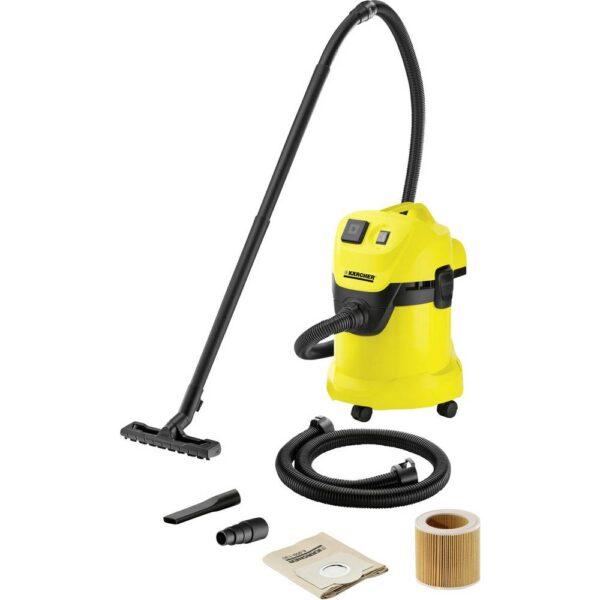Kärcher WD 3 P Extension Kit 1.629-885.0 Grovdammsugare 1000 W 17 l
