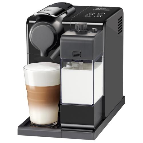Nespresso Lattissima Touch grey/black