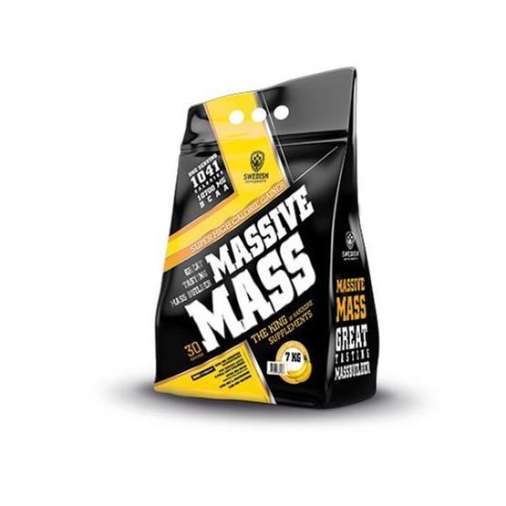 Swedish Supplements Massive Mass 7000 g Banana Split