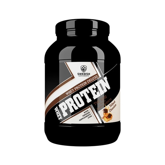 Swedish Supplements Whey Protein 1000 g Toffee & Chocolate