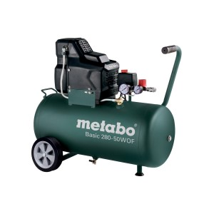 Bästa kompressorn - Kompressor Basic Metabo Basic 280-50 W Of