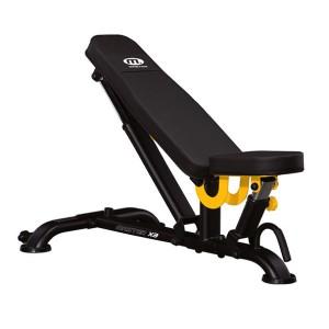 Master Fitness Bench X3